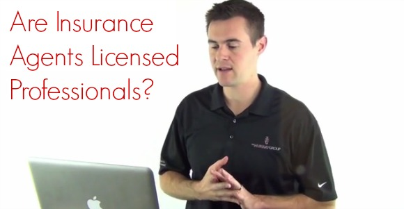 Are Insurance Agents Licensed Professionals