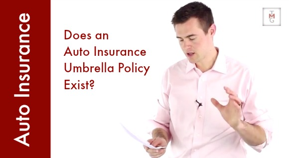 Auto Insurance Umbrella Policy