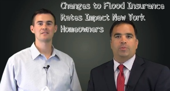 Changes to Flood Insurance Rates