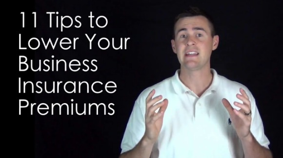 Lower Business Insurance Premiums
