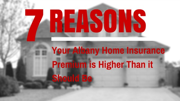 albany home insurance premium
