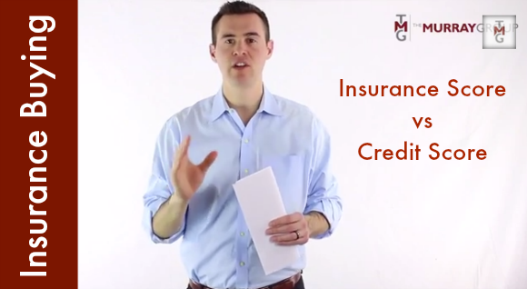 insurance score vs credit score